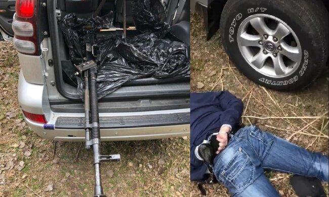 За Зеленским охотились киллеры: Хотели расстрелять в лесу из пулемета ДШК
