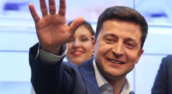 Президент трогательно поздравил украинцев с Днем отца: выложил фото своего папы