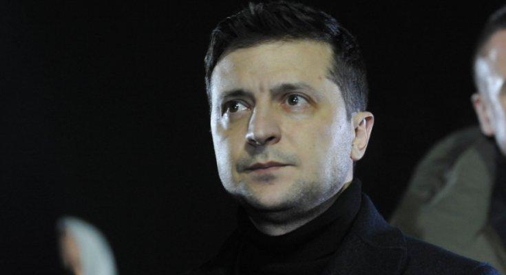 Владимир Зеленский, фото - liter.kz