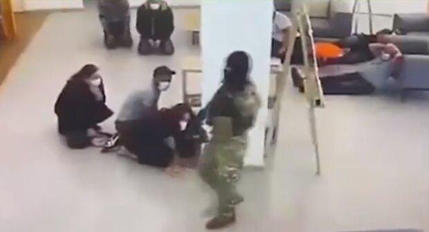 Захват заложников. Фото: скриншот Youtube-видео