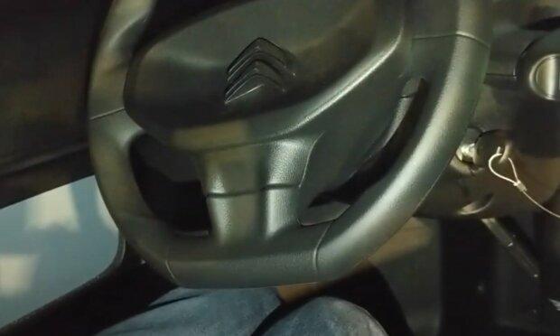 Сitroen выпустила электрокар-грузовик, внешне похожий на