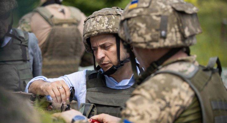 Зеленский готов ехать к Путину. Уже сообщили подробности мира