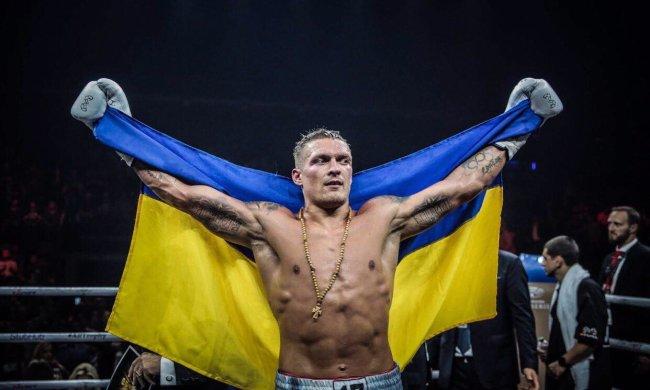 Усик отказался от боя с Лебедевым и чемпионского пояса WBA