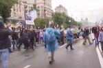 Митинги в Украине. Фото: YouTube, скрин