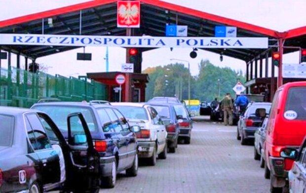 Граница с Польшей. Фото: Корреспондент.net