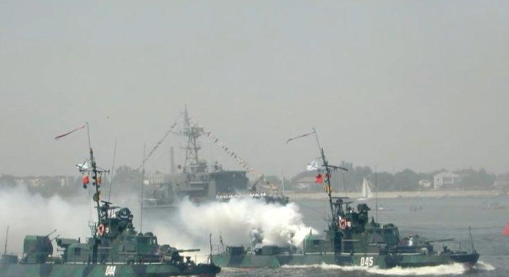 Украинское судно захвачено ФСБ РФ