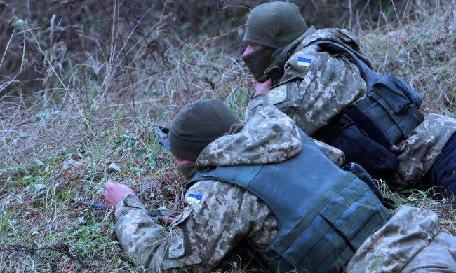 Война на Донбассе. Фото: 112.ua