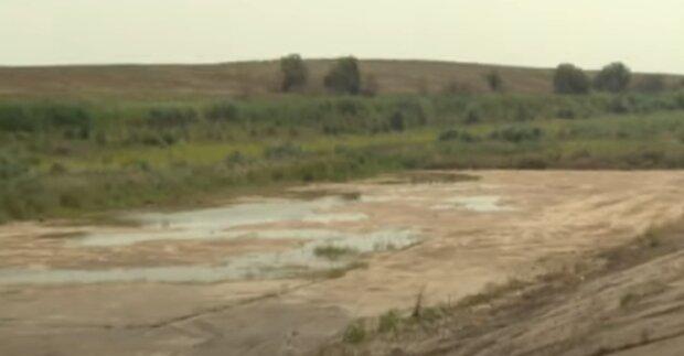 В Крыму пересохла еще одна река. Фото: скриншот Youtube-видео