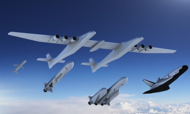 «Мрия» больше не самый большой самолет в мире. Появился огромный конкурент