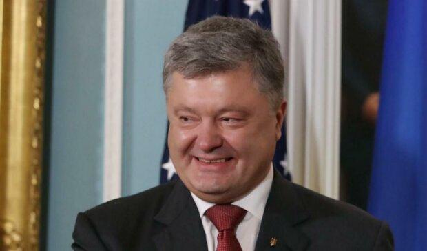 Петр Порошенко. Фото: скриншот Telegram.