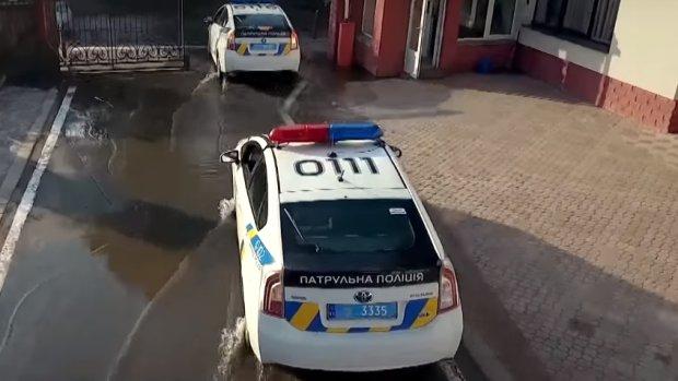 """В полиции начали """"охоту"""" на автохамов, фото — Национальная полиция Украины"""