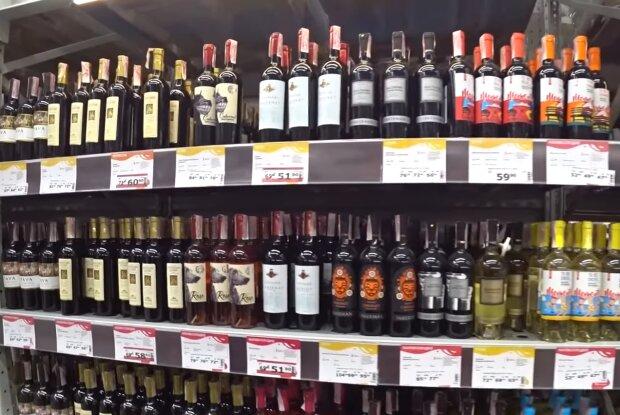 Алкоголь.  Фото: скриншот YouTube-видео