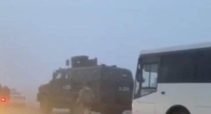 Эвакуация украинцев из Китая. Фото: скриншот