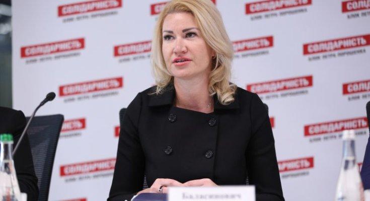 Кандидат Порошенко объяснила, почему разговаривает матом: муж с любовницей виноват