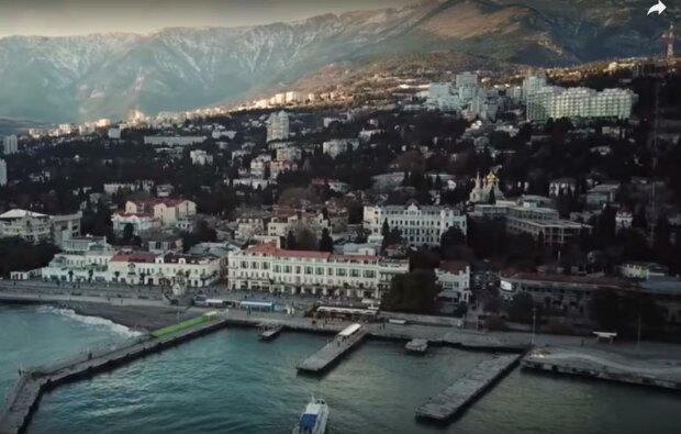 Крым. Фото: скриншот youtube