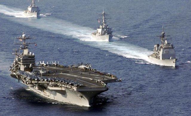 «Атаковать необходимо первыми!» — в Вашингтоне заговорили о морских баталиях с Кремлем