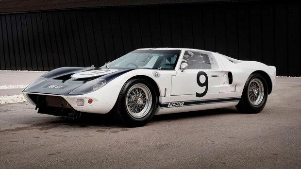 """Ford GT40"". Фото: autoexpress.co.uk"