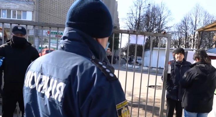 За нарушение карантина могут лишить имущества. Фото: youtube