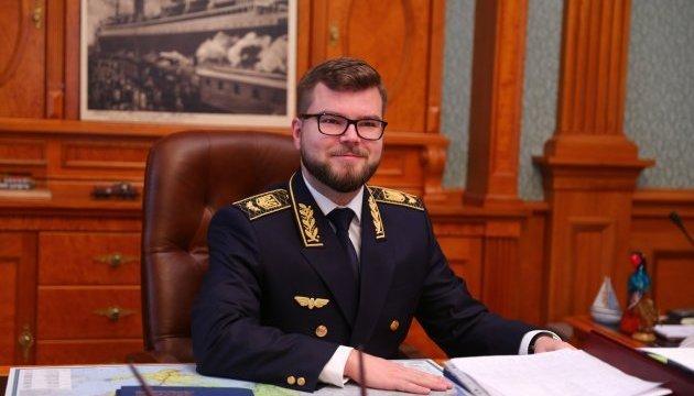 Начальник Укрзализныци Кравцов получает больше чем его коллеги из ЕС