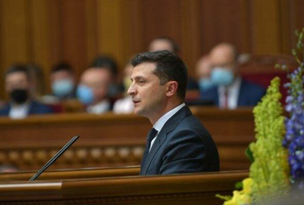 Владимир Зеленский. Фото: скриншот president.gov.ua.