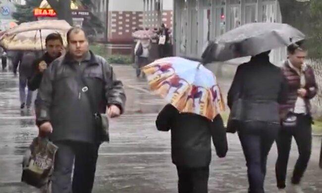 Погода. Фото: скриншот YouTube