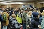 Киевский метрополитен, фото - Апостроф