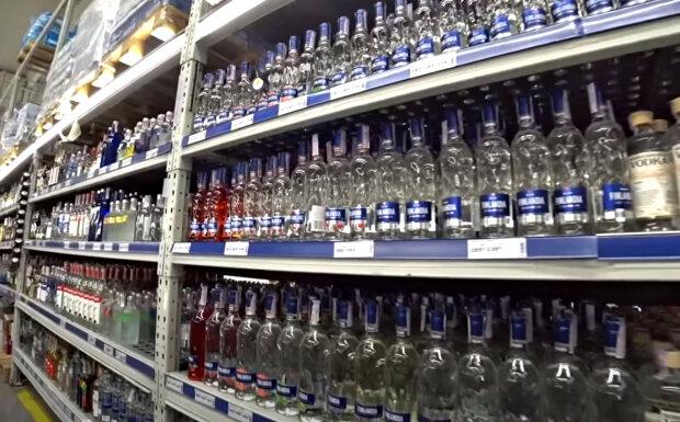 Алкогольные напитки. Фото: скриншот YouTube-видео.