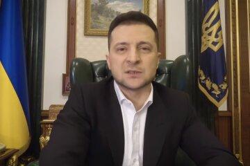 Владимир Зеленский. Фото: скриншот YouTube