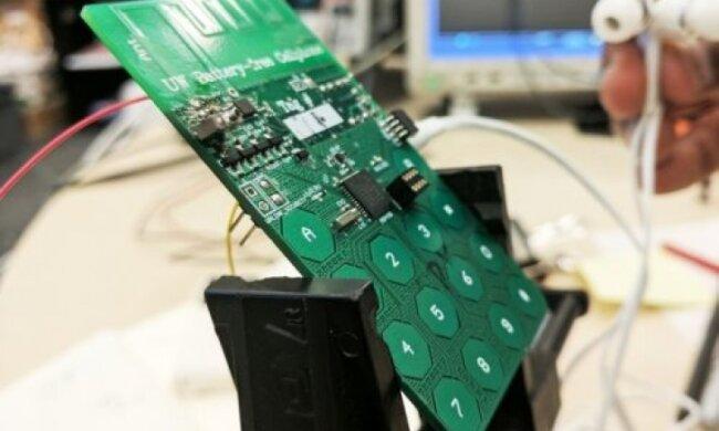 Создан прототип мобильного телефона, не требующего батареи для своей работы