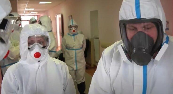 Коронавирус в Украине, статистика. Фото: скриншот Youtube