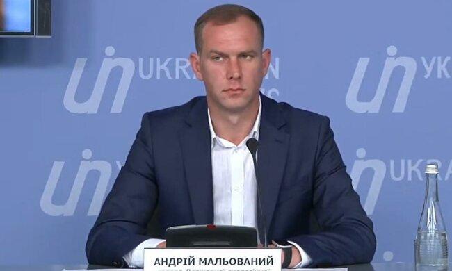 Андрей Малеваный. Фото: скрин youtube