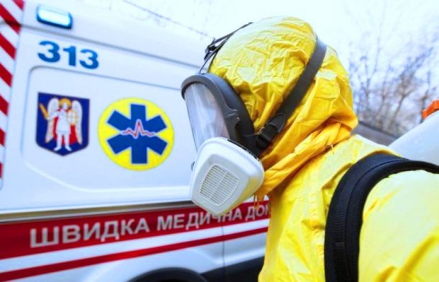 Коронавирус в Украине. Фото: РБК-Украина