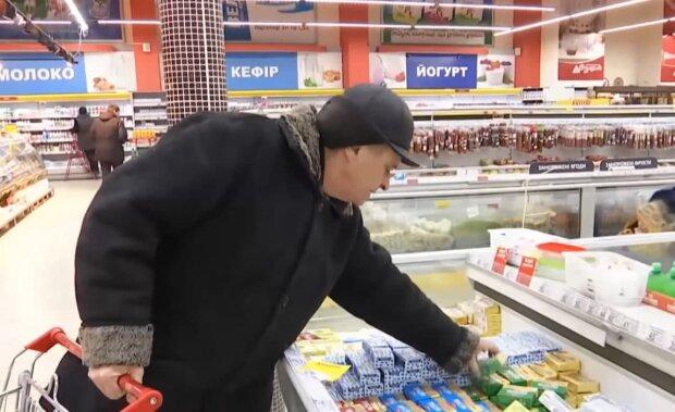 Продукты. Фото: скриншот Youtube-видео