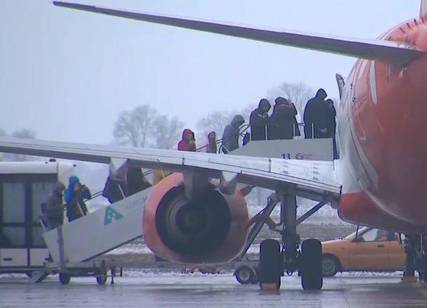 Эвакуация запланирована на 18 февраля. Фото: Факти ICTV
