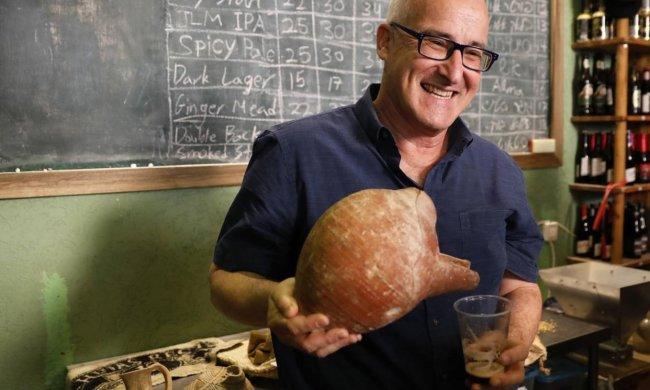 Им это удалось! Ученые приготовили пиво, которое пили в древнем Египте