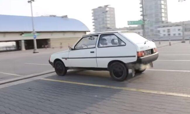 Таврия ЗАЗ. Фото: скриншот YouTube-видео