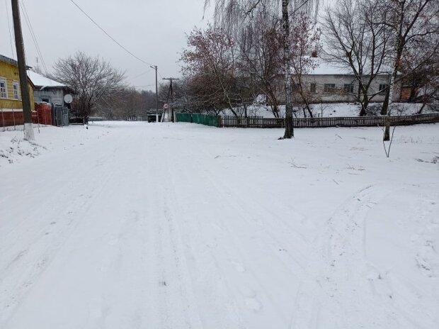 Погода в Украине. Фото: сайт Стена