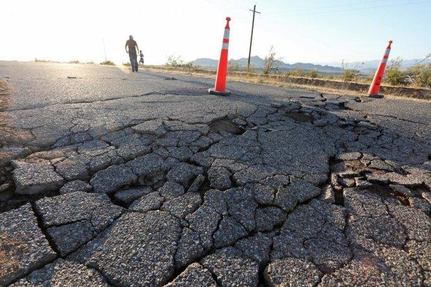 Последствия землетрясения. Фото: unian.net