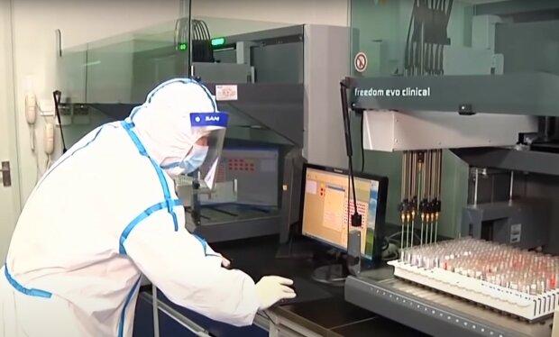 Вакцина от коронавируса. Фото: скриншот Youtube