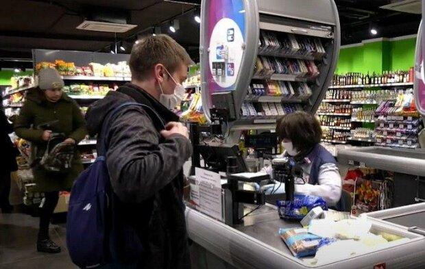 Рост цен в магазинах. Фото: скриншот Youtube