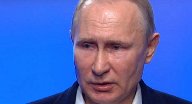 """Путин забыл принять таблетку. Разразился новым маразмом в сторону Украины: """"Деменция у дедугана"""""""