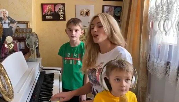 Ирина Федишин. Фото: скриншот Instagram