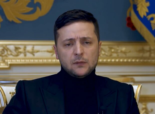 Владимир Зеленский. Фото: скрин youtube