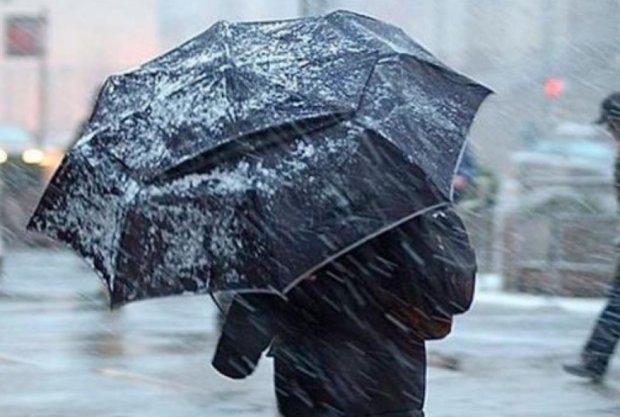 """Погода в Украине, скриншот """"Прямий"""""""