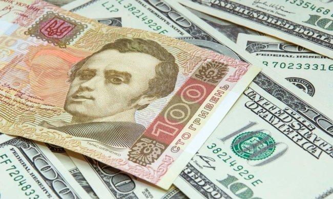 Курс валют в Украине: доллар потерял в цене, евро прибавил
