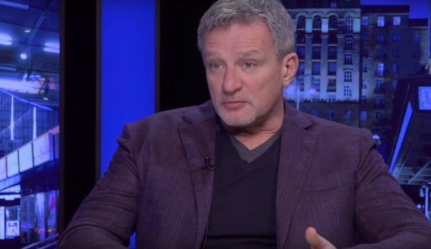 Андрей Пальчевский, скриншот видео POLITEKA