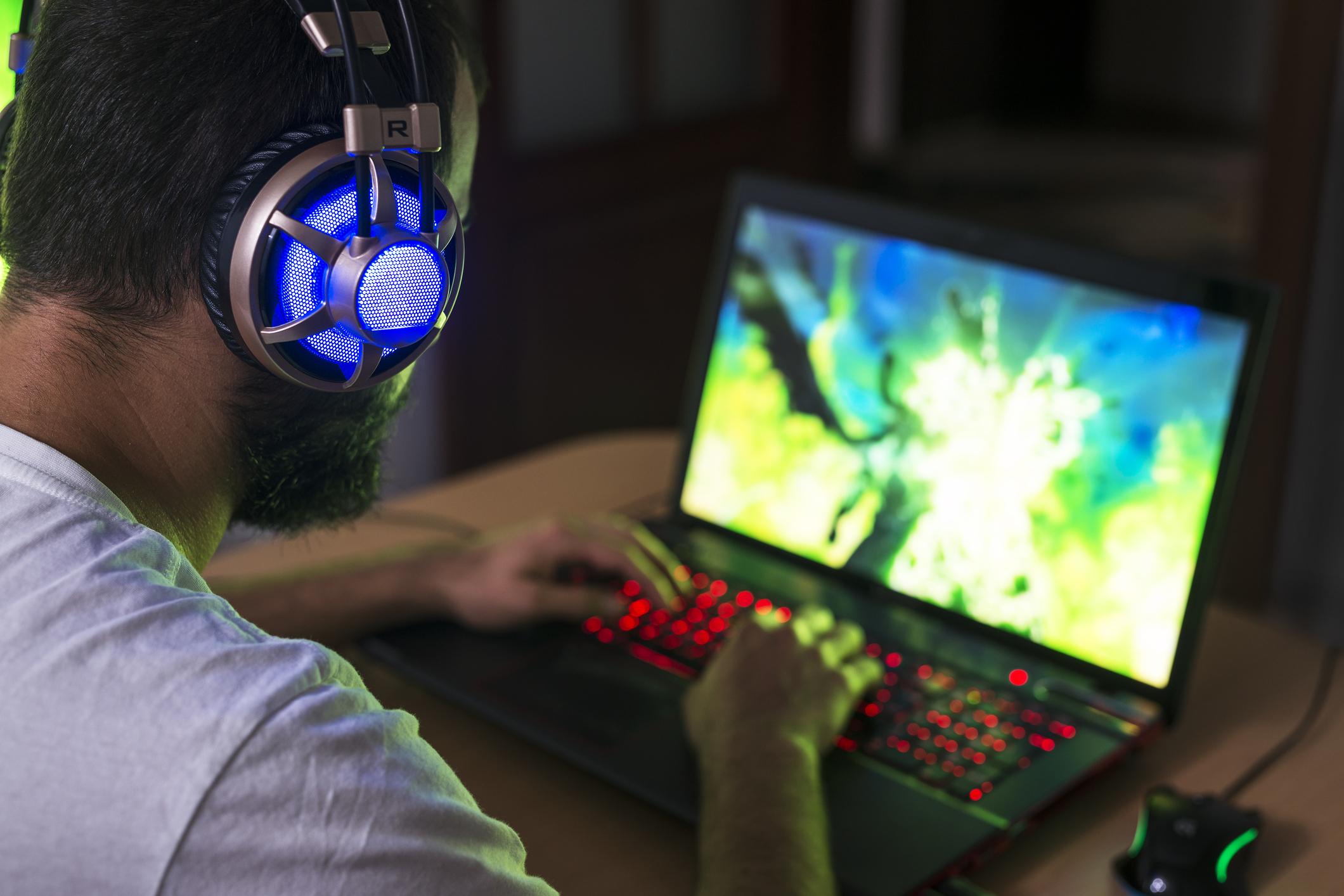 Картинка игры в компьютер