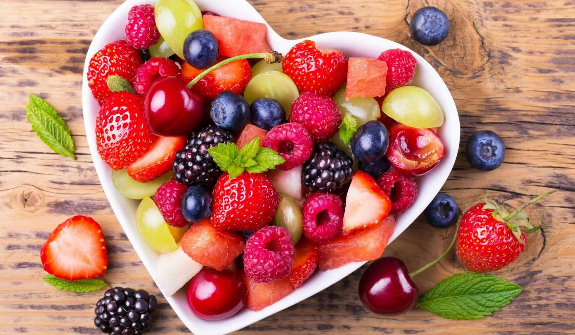 Картинки лето красивые фрукты