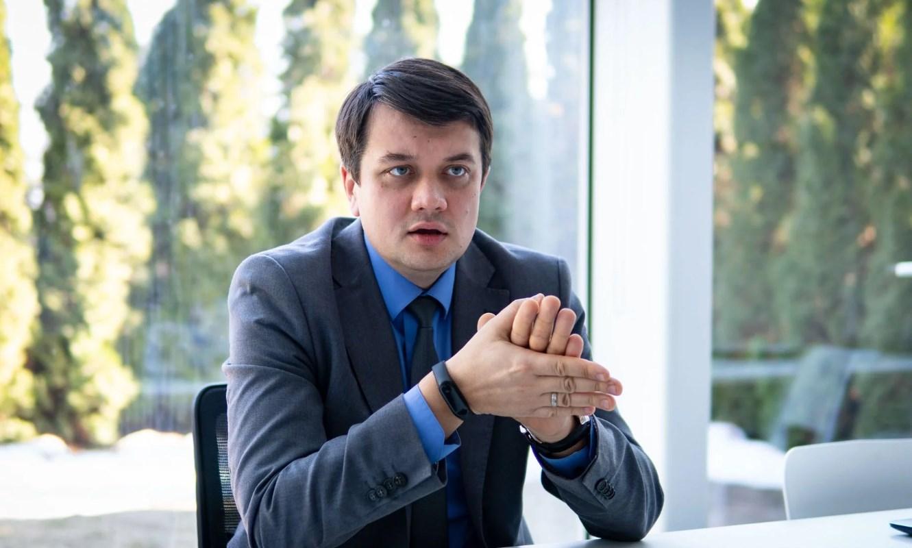 Лидер партии Зеленского назвал способ вернуть Донбасс