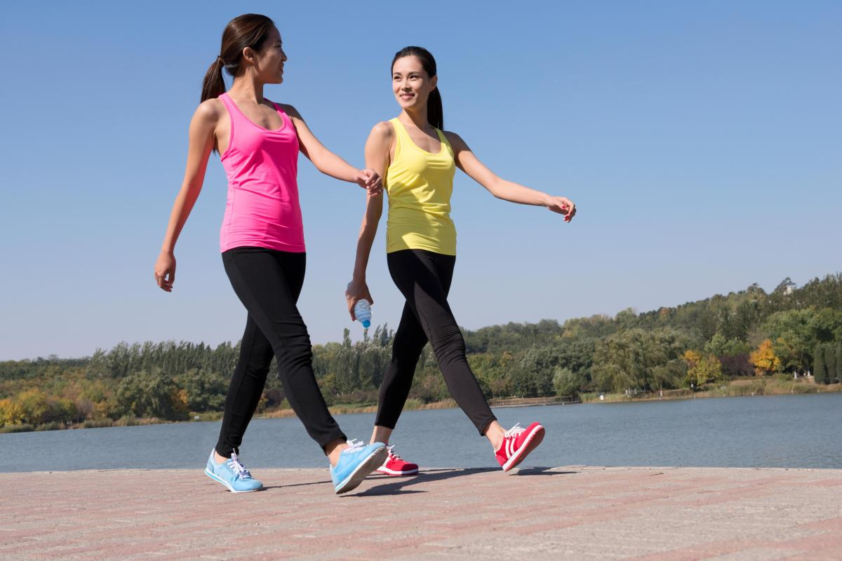 Можно ли похудеть если только быстро ходить
